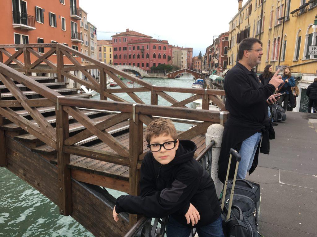 Gabriel in Venice