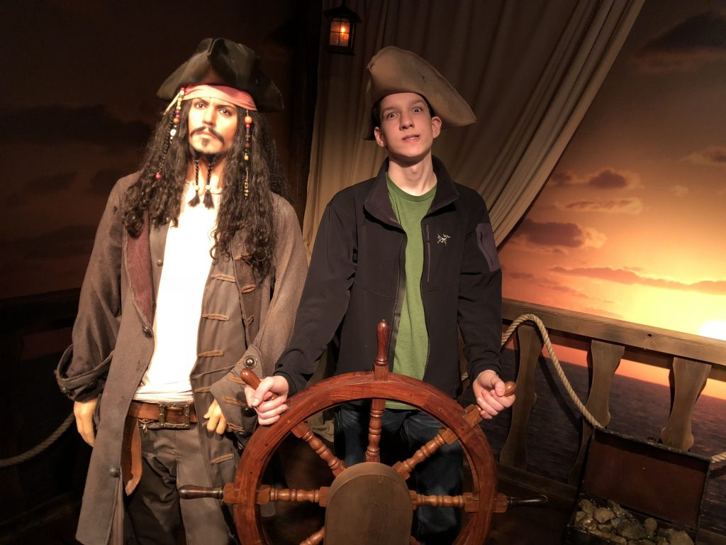 Hollywood Wax Museum in Branson, MO