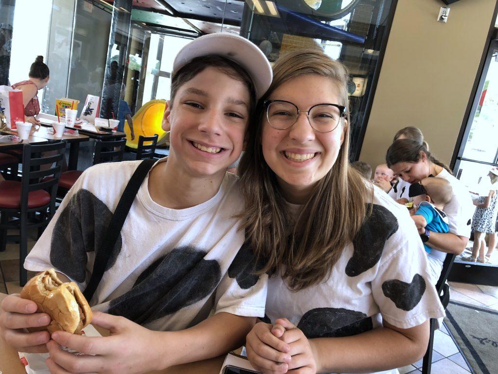 Cow Appreciation Day - Dan and Rachel