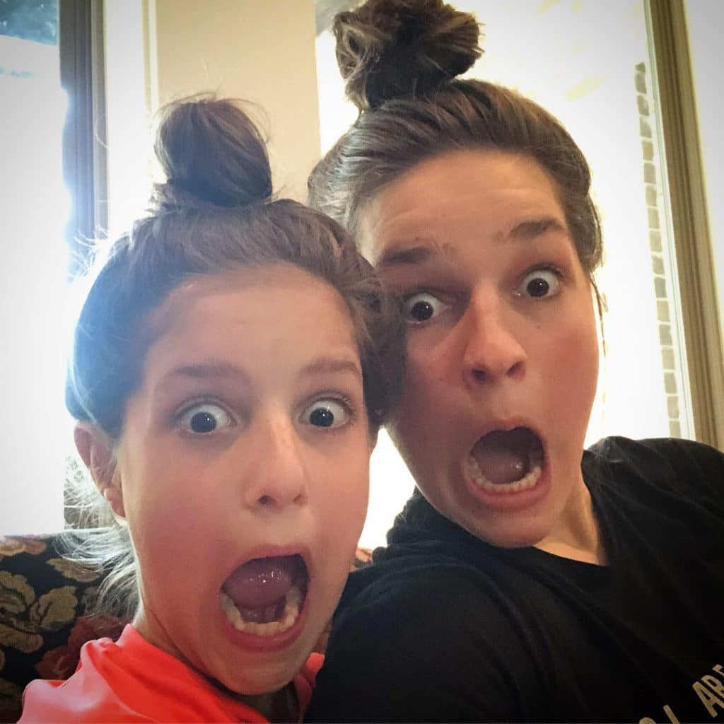Abby & Bekah - Surprise!