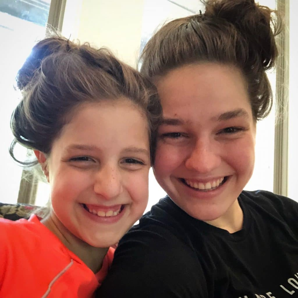 Abby & Bekah - Smiles