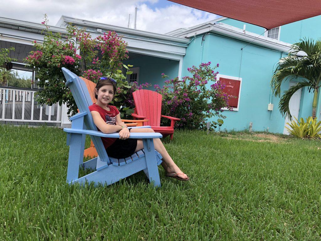 Abby in Bahamas
