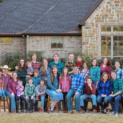 Reunited: Family Photos & Season's Greetings