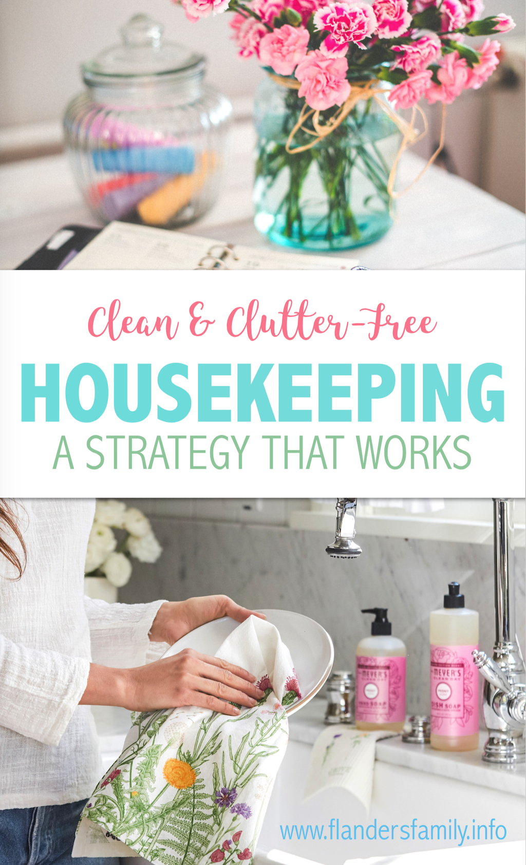 Clean and Clutter-Free Housekeeping Strategy