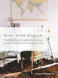 Make More Margin