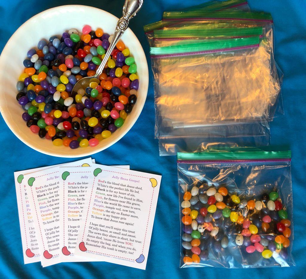 Jelly Bean Gospel Supplies