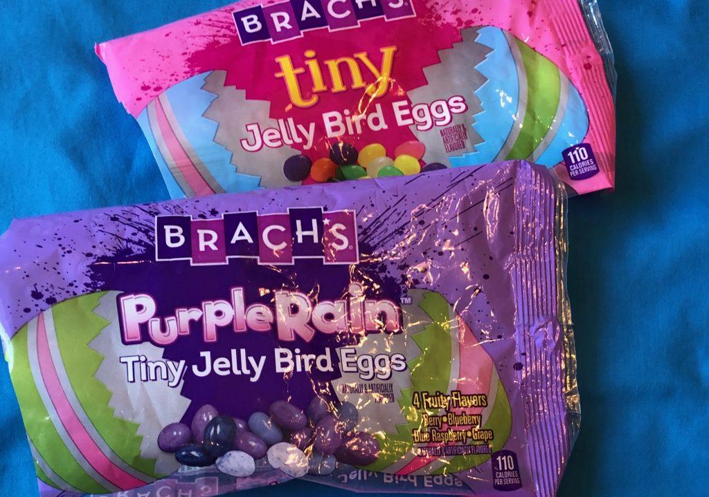 Jelly Bird Eggs