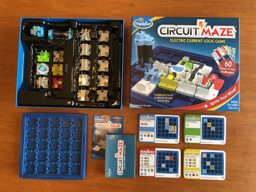 Circuit Maze - Fun Game for Kids