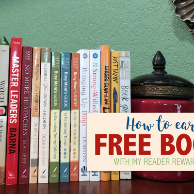 How to Earn FREE Books with My Reader Rewards Club