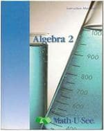 Math-U-See Algebra 2