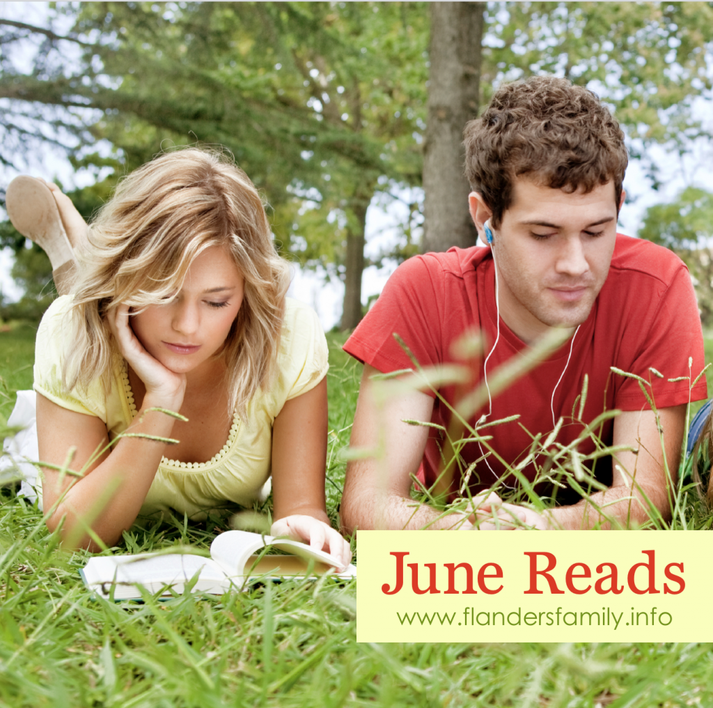 The Best Yes (& Other June Reads)