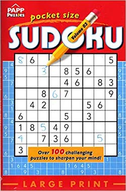 Pocket Size Sudoku