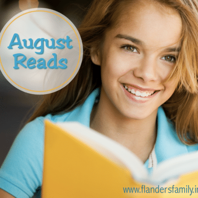 Dream Big (& Other August Reads)