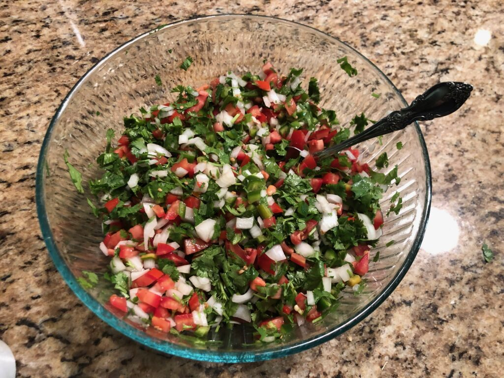 World's Best Pico de Gallo