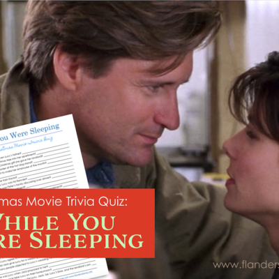 While You Were Sleeping Trivia Quiz