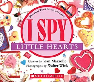 I Spy Little Hearts (Picture Books for Valentine's)