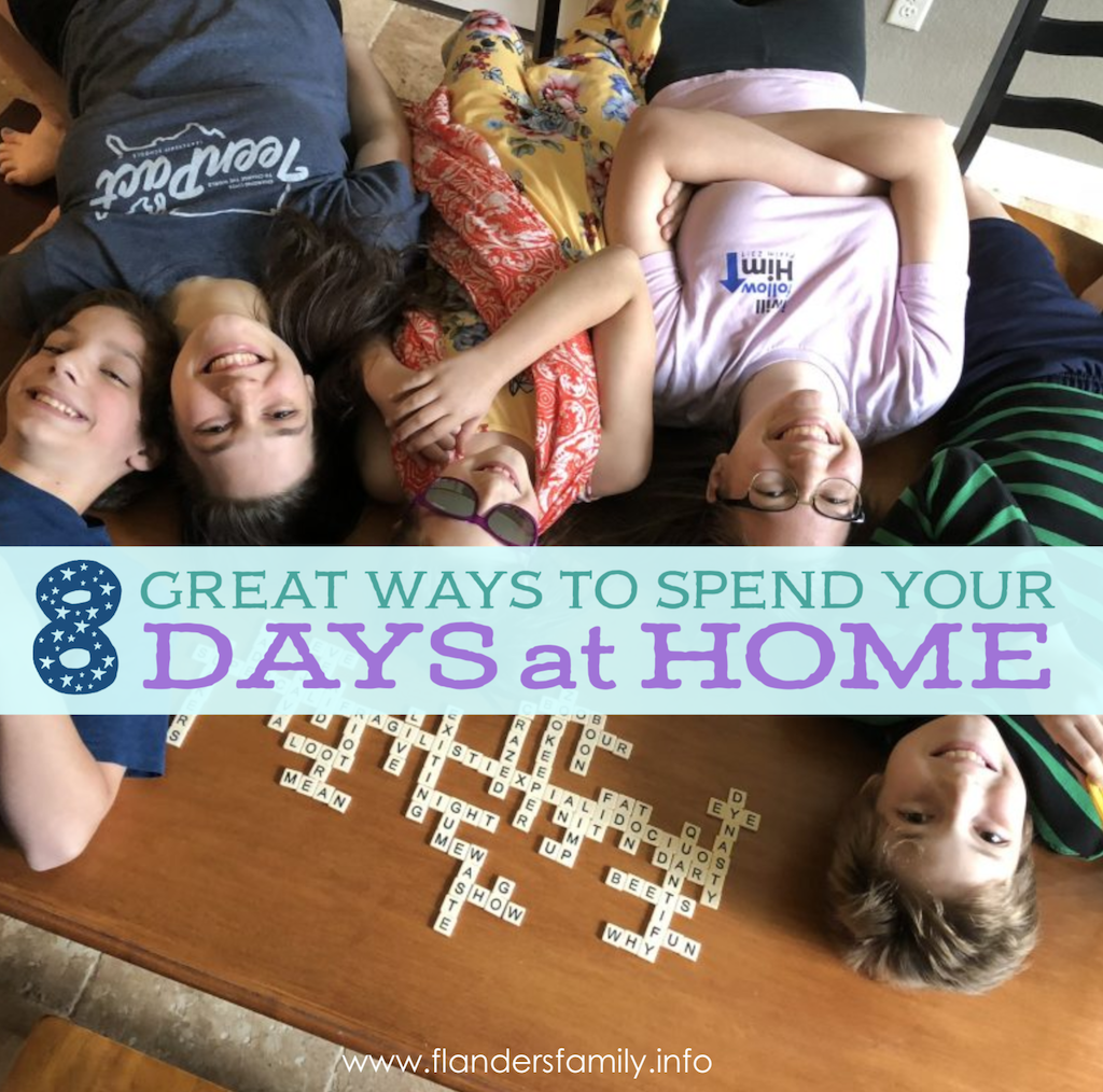 8 Great Ways to Spend Your Days