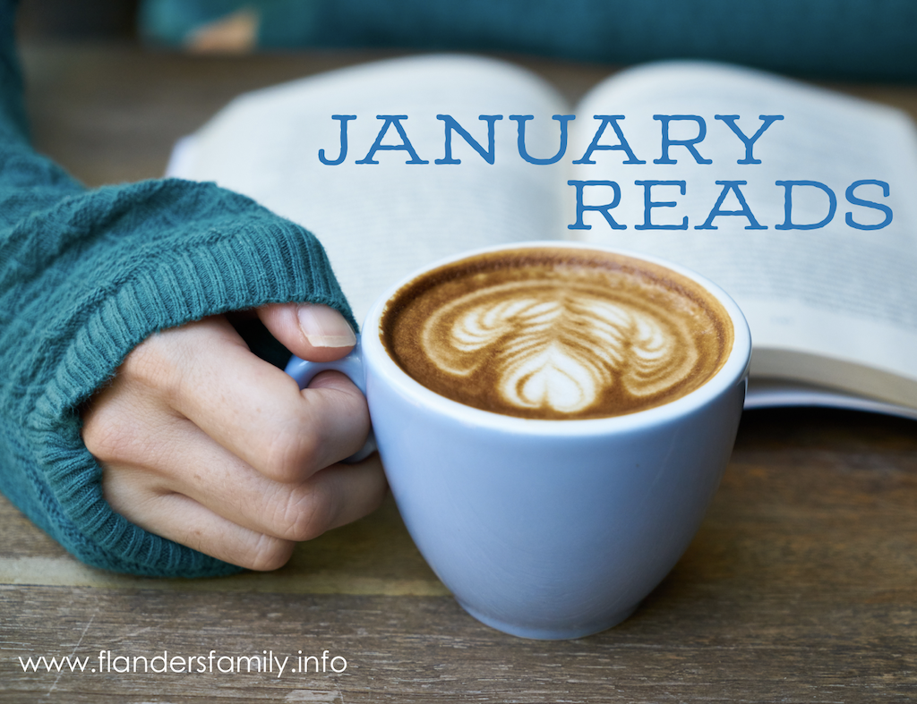 Competing Spectacles (and other January Reads)