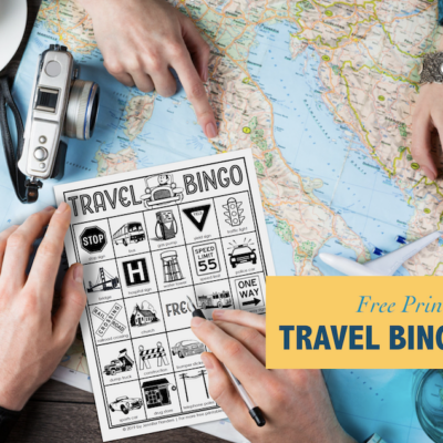 Free Travel Bingo Cards