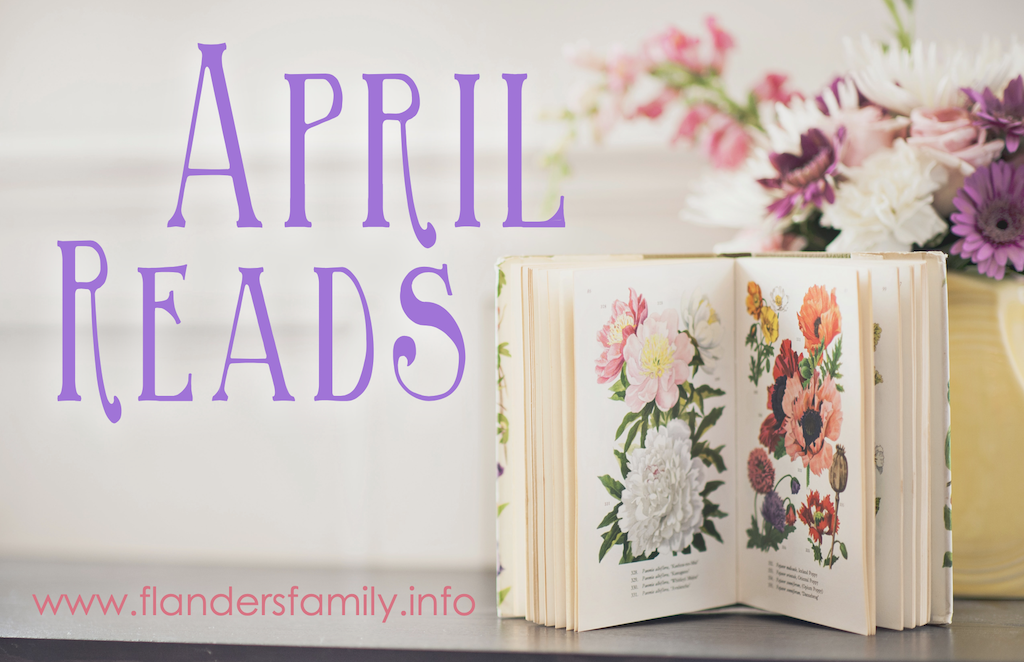 The Middle Matters and other April Reads