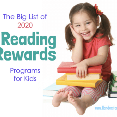Best 2020 Reading Rewards Programs for Kids