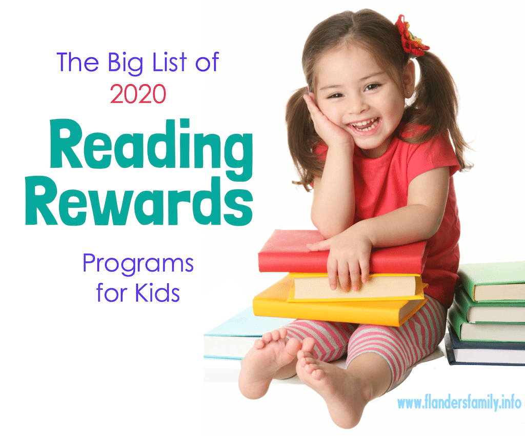 2020 Reading Rewards