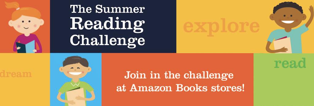 Amazon Summer Reading