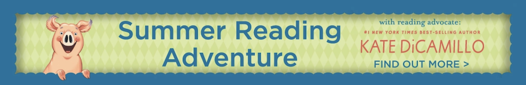 Booksamillion 2021 Summer Reading Program