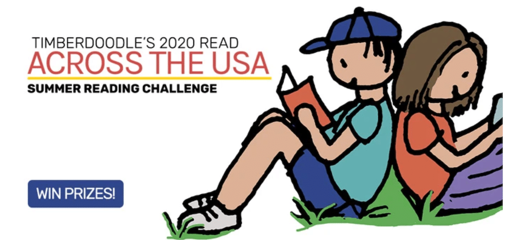 Timberdoodle Summer Reading Challenge