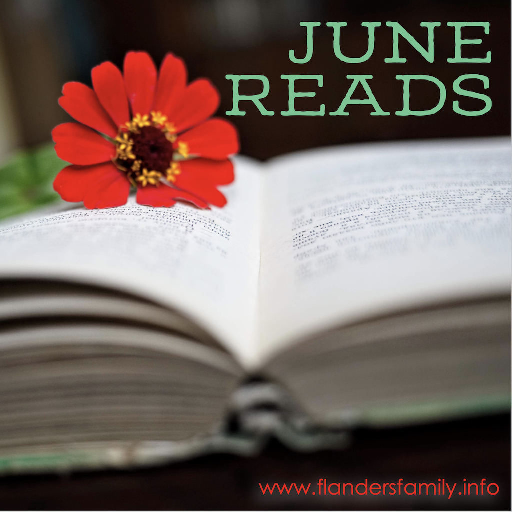 His Brain, Her Brain (& More June Reads)