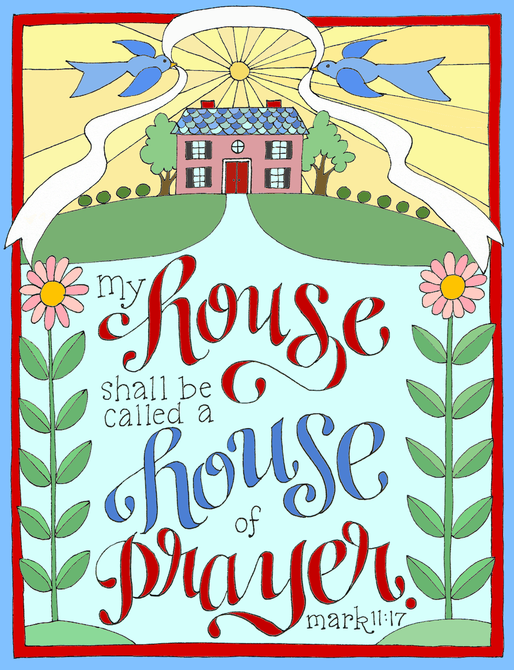 My House shall be called a House of Prayer