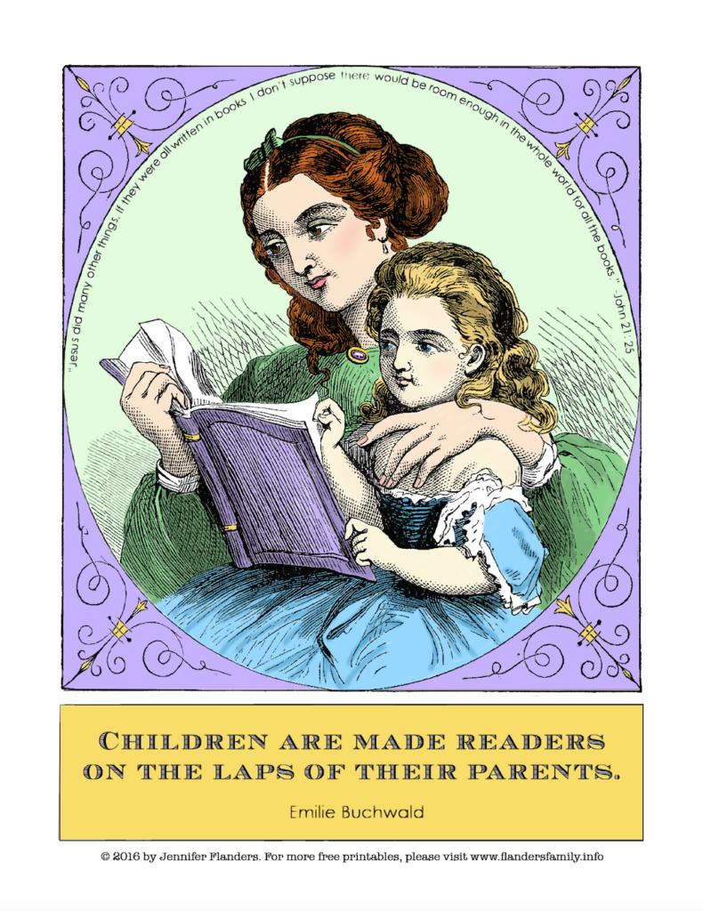 Making Children Readers
