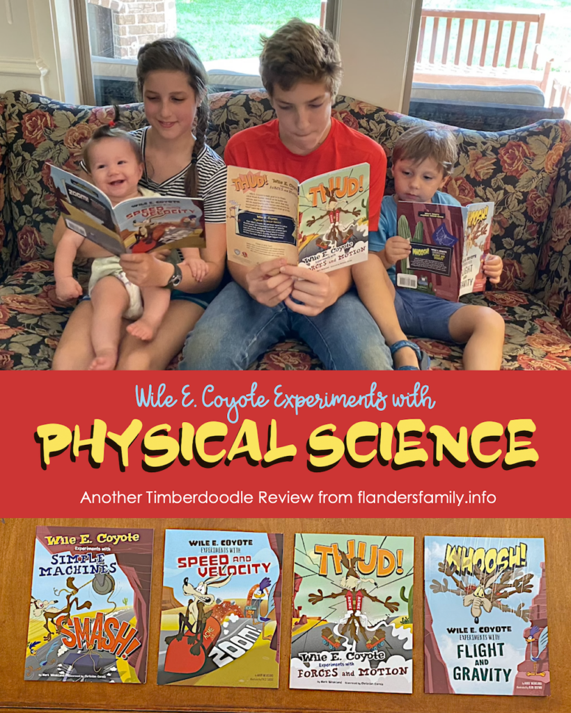 Wile E. Coyote Physical Science