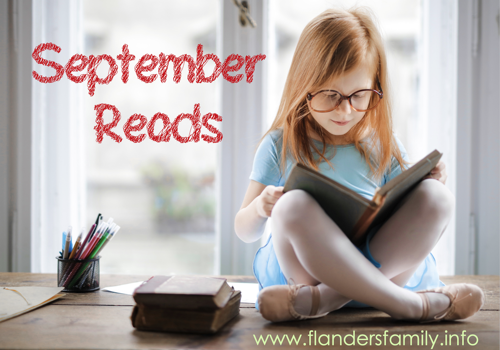 The Home Ranch and other September Reads