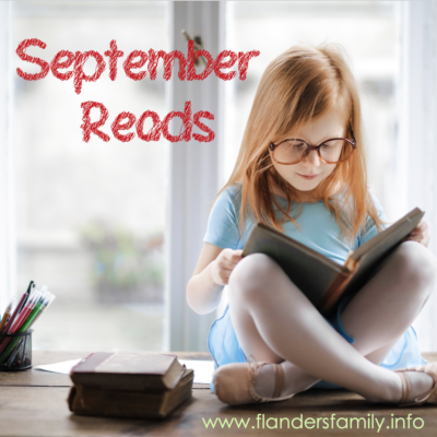 The Home Ranch (& Other September Reads)