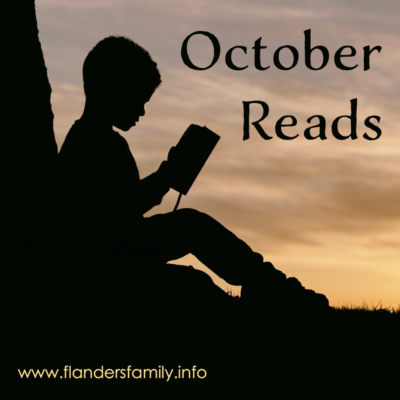 The Struggle Bus (& More Oct. Reads)