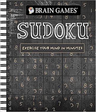 Brain Games Sudoku