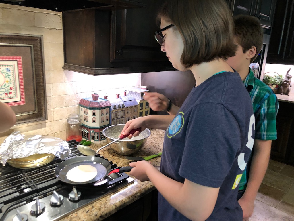 Create-Your-Own Crepes