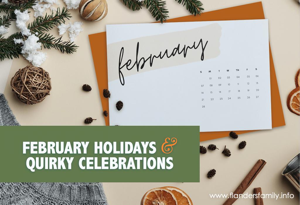 February Holidays