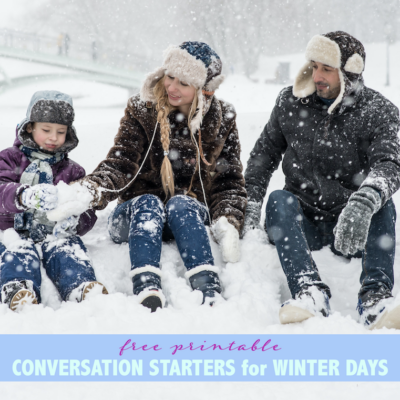Conversation Starters for Winter Days