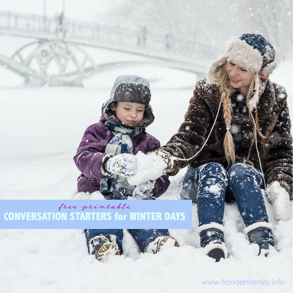 Get your family and friends talking with these discussion prompts