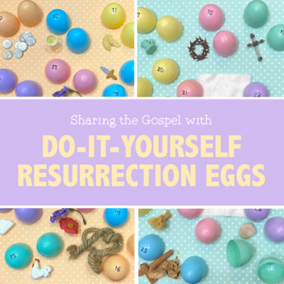 Resurrection Eggs (DIY Instructions & Printable)