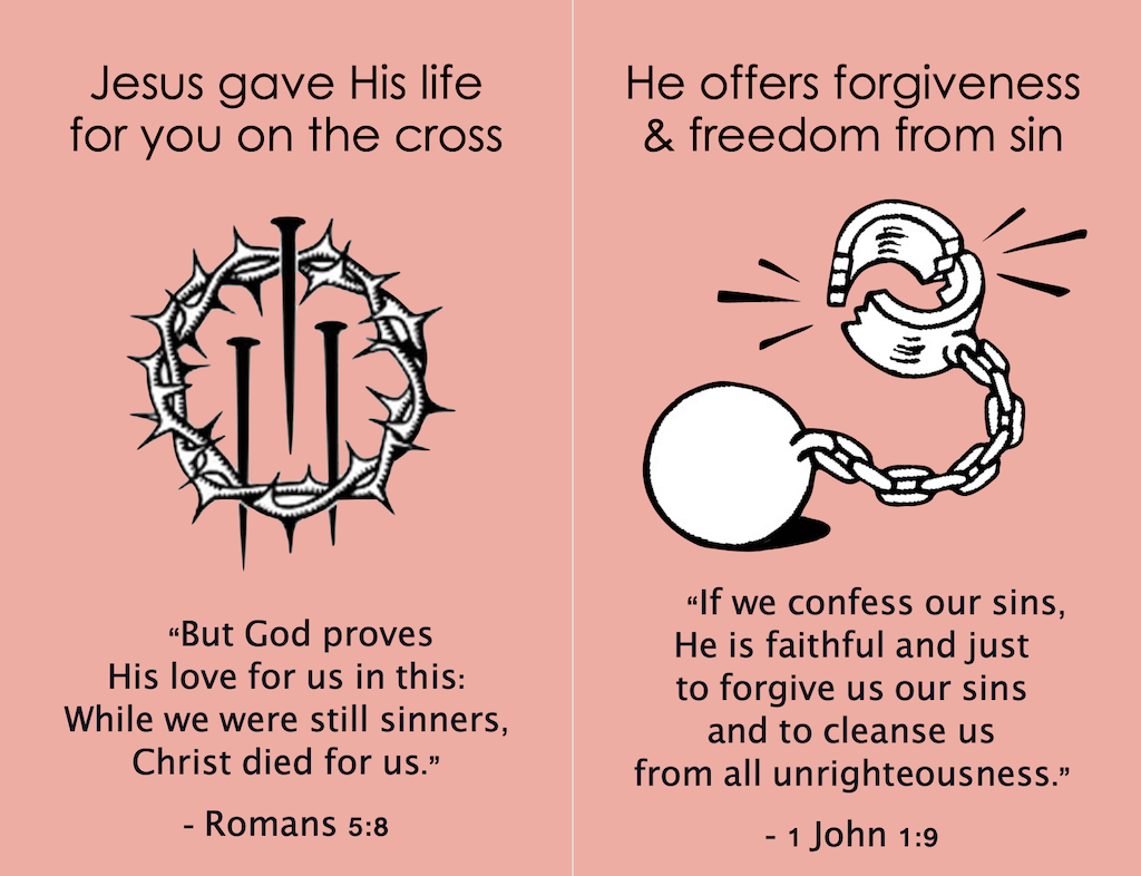 Easter Story Tract