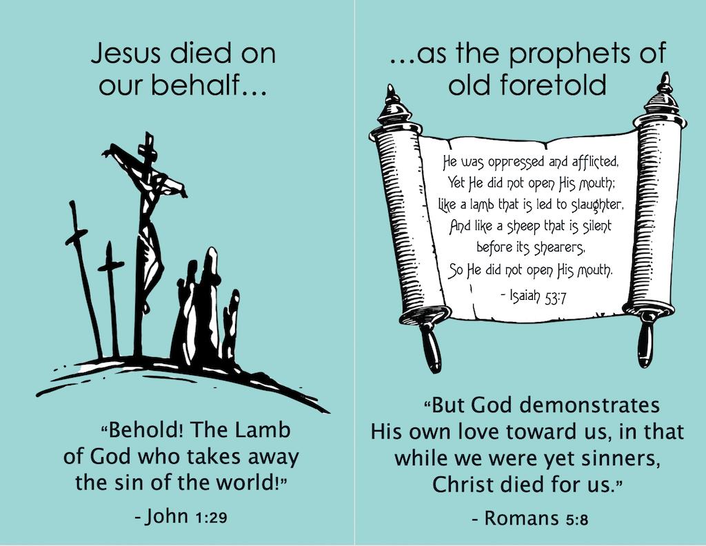 Passover Lamb Tract