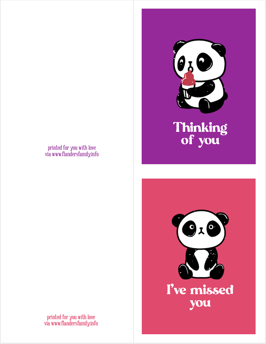 Download our All-Occasion Notes