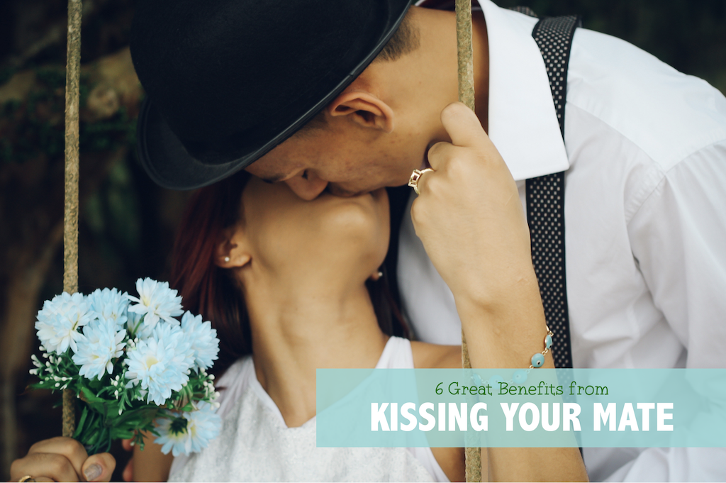 April holidays - Kiss Your Mate Day
