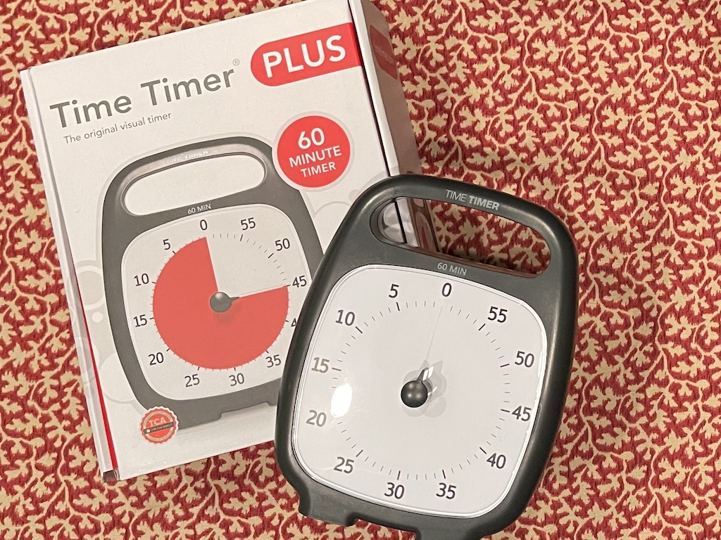 Time Timer Plus Review