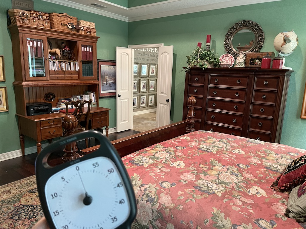 Tidy Bedroom