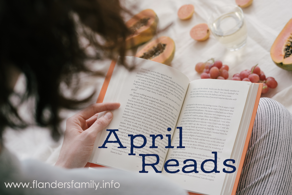 Atomic Habits and Other April Reads