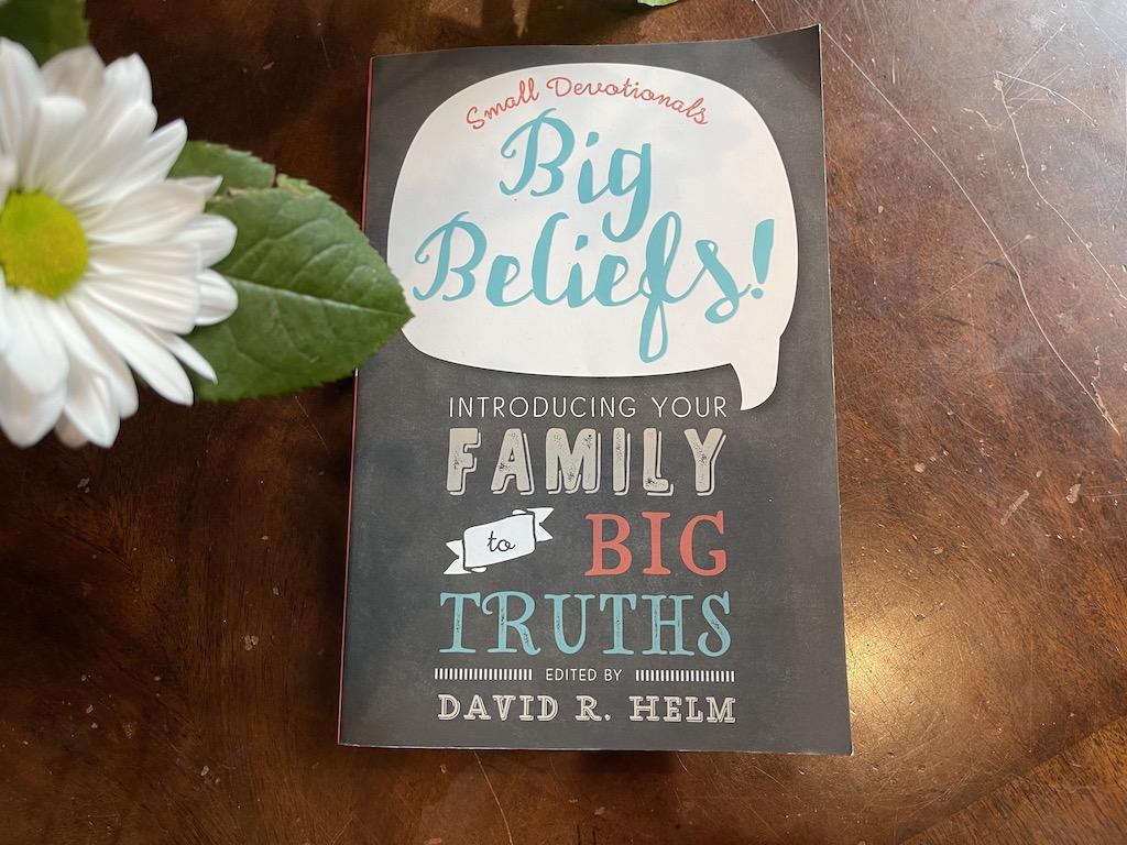 Big Beliefs - Front Cover